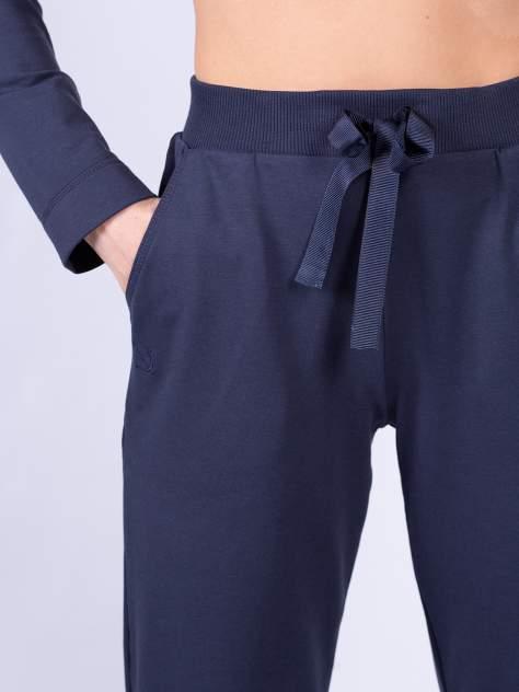 Пижама комплект женская Oxouno синяя XL
