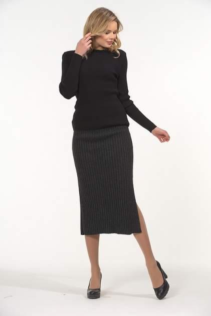 Женская юбка VAY 5016, серый