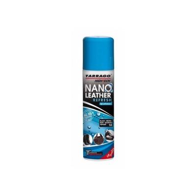 Аэрозоль-краситель для гладкой кожи  TARRAGO NANO Leather Refresh, 200мл. (черный), TGS20