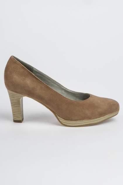 Туфли женские Tamaris 1-1-22410-20 коричневые 36 RU