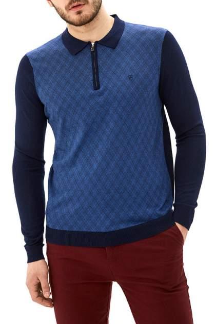 Рубашка мужская La Biali 5107/120 синяя M