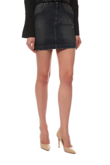 Женская юбка DOLCE&GABBANA F4V36D/G874N/B0665, синий