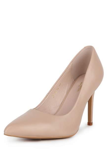 Туфли женские Pierre Cardin 710018535 бежевые 35 RU