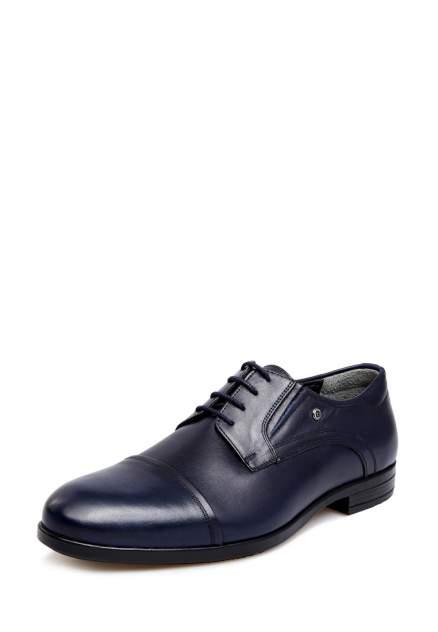 Туфли мужские Pierre Cardin 710017662 синие 43 RU