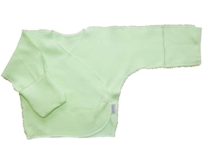 Распашонка Папитто, цв. зеленый