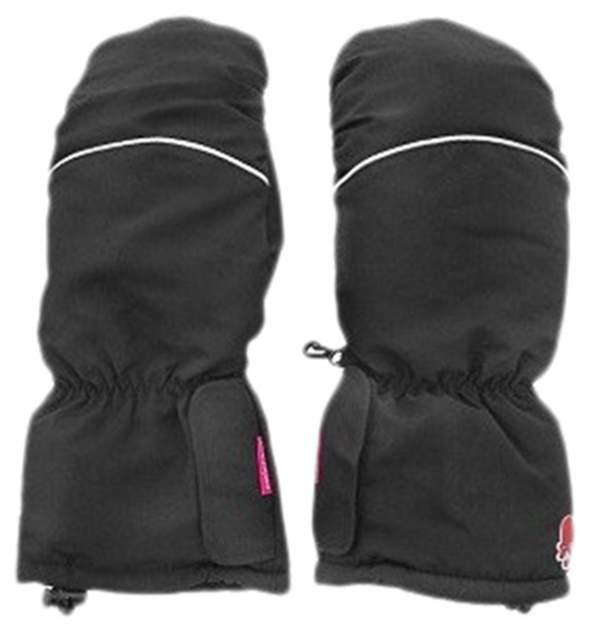 Варежки Pekatherm GU930, черные, M INT