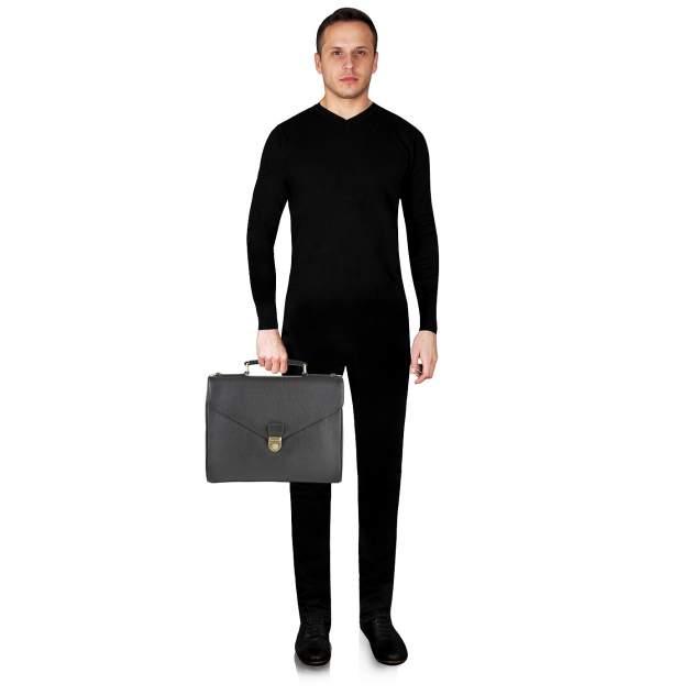 Портфель мужской кожаный Dr. Koffer B402613-220-09 коричневый
