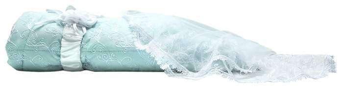 Конверт одеяло Диамант голубой Сонный Гномик