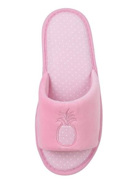 Домашние тапочки женские T.Taccardi W0258001 розовые 36 RU