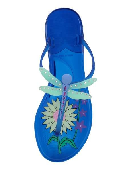 Сандалии женские T.Taccardi 14706040 синие 39 RU