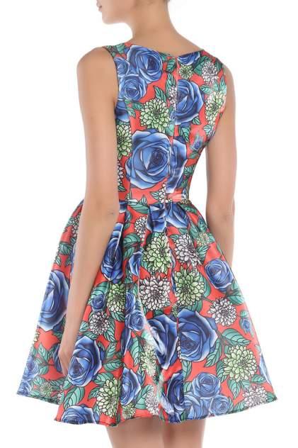 Платье женское CLARIEE 8015 синее 40 IT