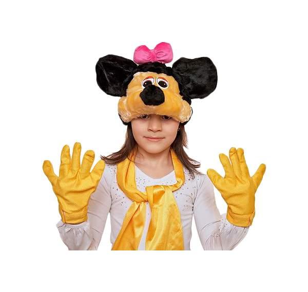 Карнавальный костюм Бока Минни Маус 1455 рост 134 см