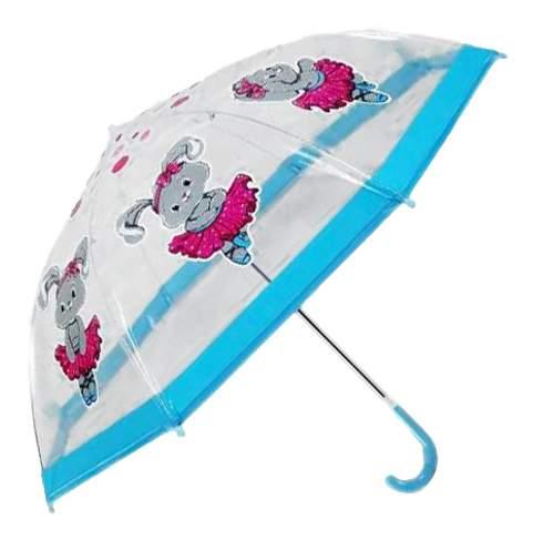 Зонт детский Mary Poppins прозр Зайка танцует 46 см 53584