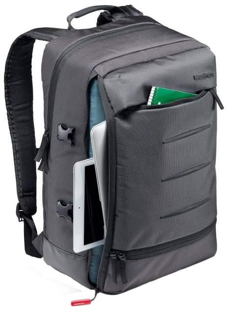 Рюкзак для фототехники Manfrotto Manhattan Mover 30 серый
