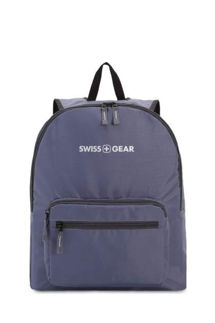 Рюкзак складной SWISSGEAR 5675444422 синий 21 л