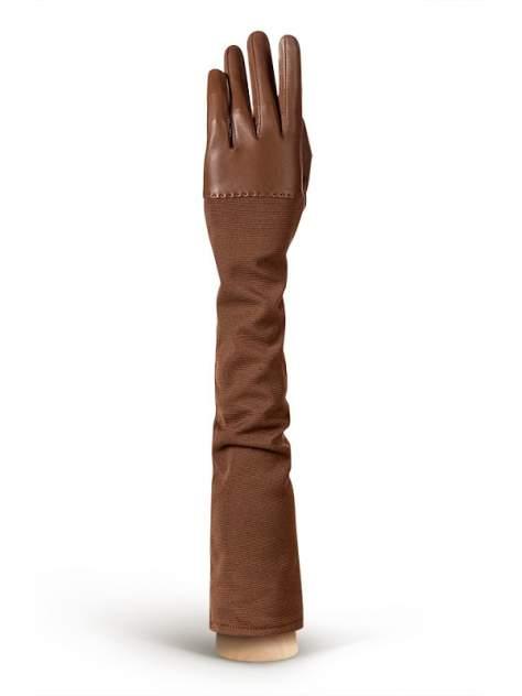 Женские перчатки Eleganzza IS01015, коричневый