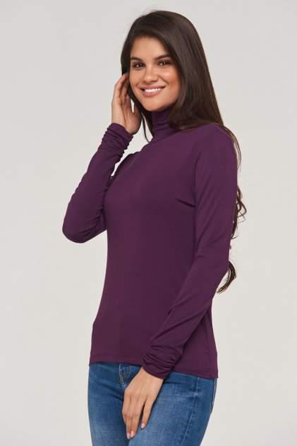 Водолазка женская VAY 0219 фиолетовая 50 RU