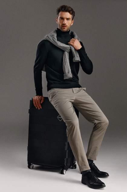 Джемпер мужской Finn Flare W19-21110 черный 3XL