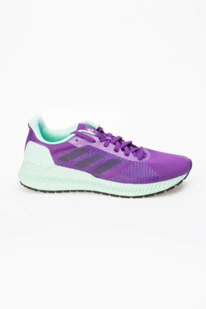 Кроссовки женские Adidas SOLAR BLAZE W фиолетовые 37 RU