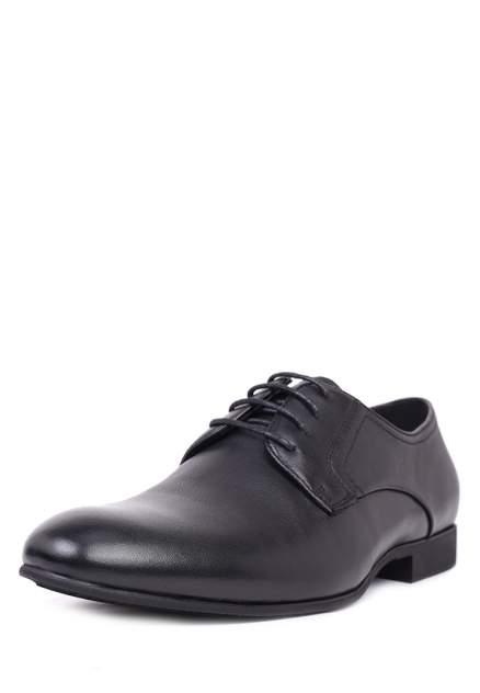Туфли мужские Pierre Cardin 03406090, черный