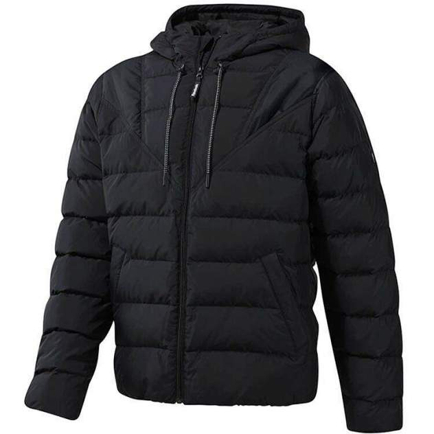 Куртка Reebok Classics Down Mid, black, M