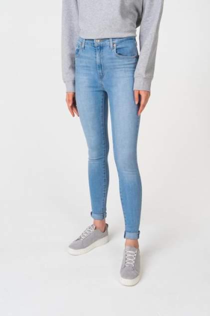 Женские джинсы  Levi's 2279100400, голубой