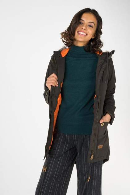 Куртка женская TRESPASS FAJKRAL20002 зеленая S
