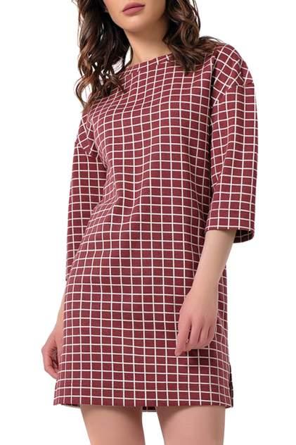 Платье женское Fly 856-05 красное 40 RU