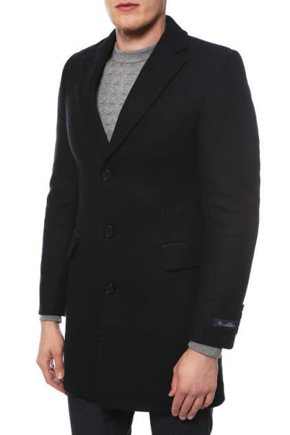 Пальто мужское Caravan Wool М3012 синее 56 RU