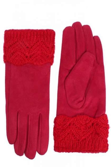 Перчатки женские Stella 49035 красные ONE SIZE