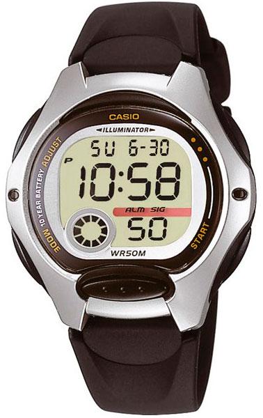 Наручные часы электронные женские Casio Collection LW-200-1A