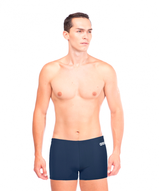 Плавки Arena Solid Short, navy/white, 95 FR