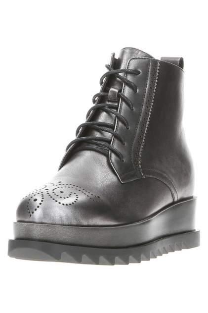 Ботинки женские NURIA 06-10, серебристый
