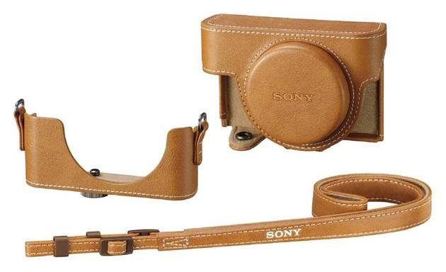 Чехол для фототехники Sony LCJ-RXF бежевый