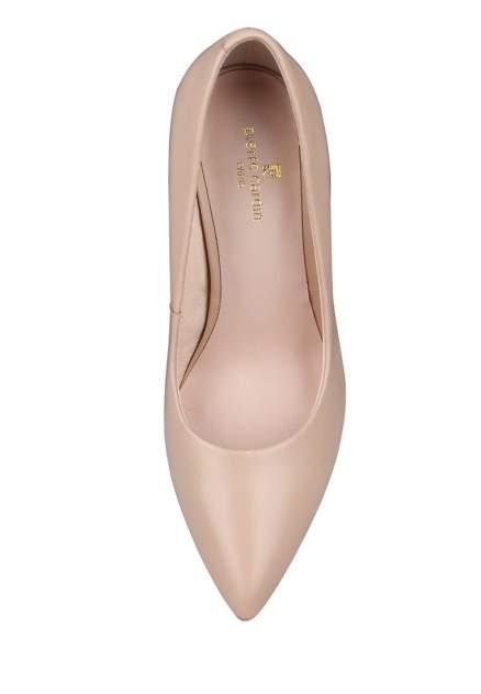 Туфли женские Pierre Cardin 710018535 бежевые 36 RU