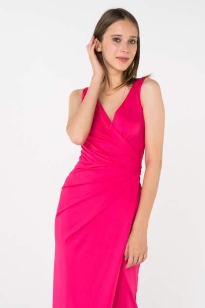 Вечернее платье женское LA VIDA RICA 5892 красное 42 RU