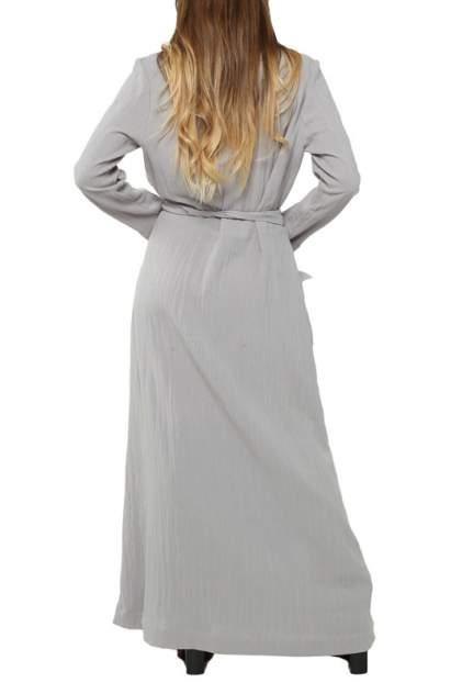 Платье женское KATA BINSKA MENI 180351 серое 48 EU