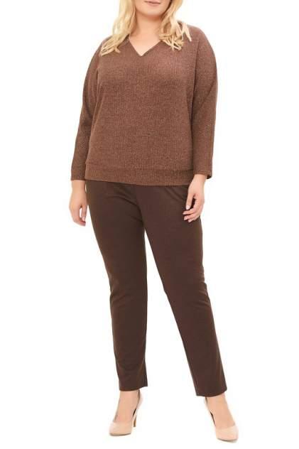 Пуловер женский SVESTA C2191BRU коричневый 52 RU