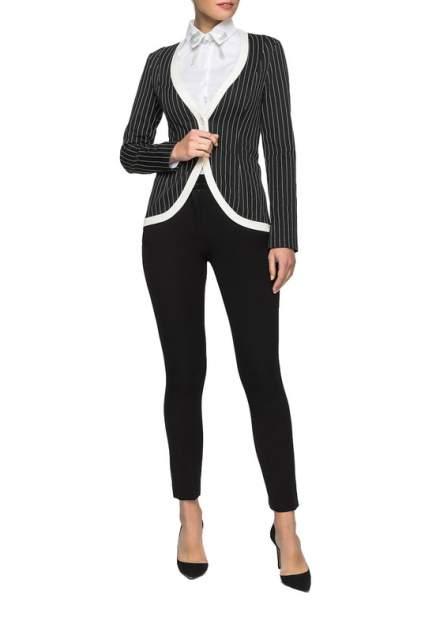 Жакет женский Gloss 25166(01) черный 38 RU