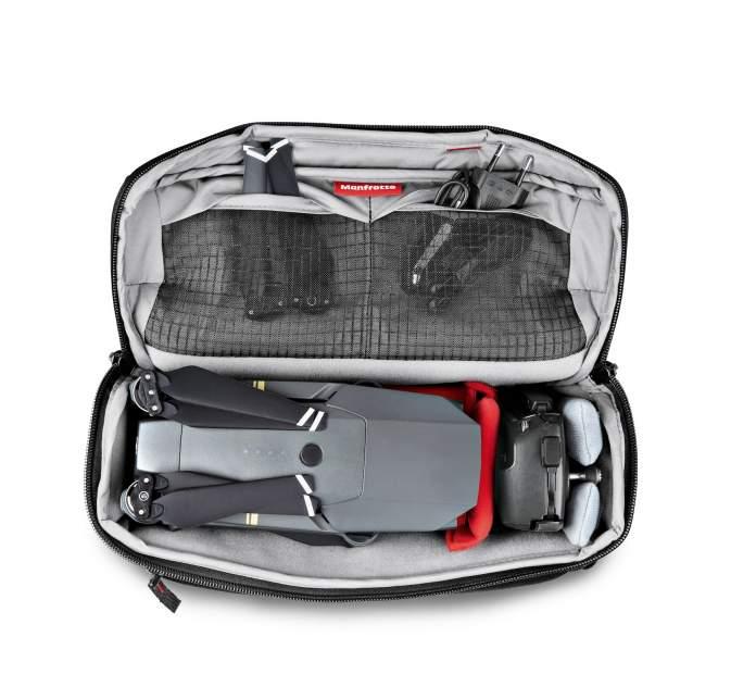 Сумка для видеотехники Manfrotto Aviator Drone Sling Bag M1 черная