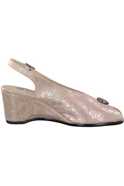 Туфли женские Be natural 8-8-29640-20-408/291 розовые 40