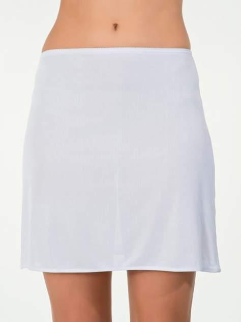 Нижняя юбка женская Kom JP004860 BASIC MINI белая S