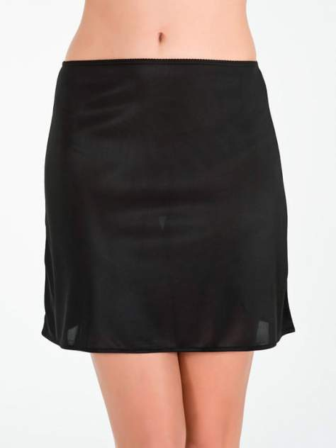 Нижняя юбка женская Kom JP004860 BASIC MINI черная S