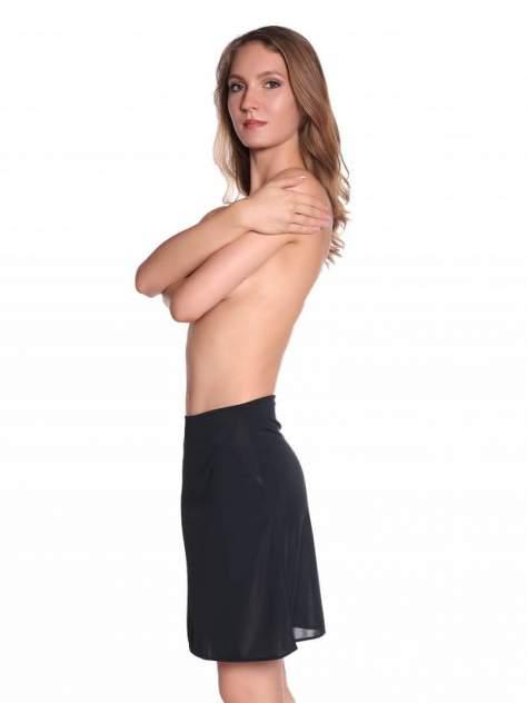 Нижняя юбка женская Kom JP004870 BASIC MIDI черная L