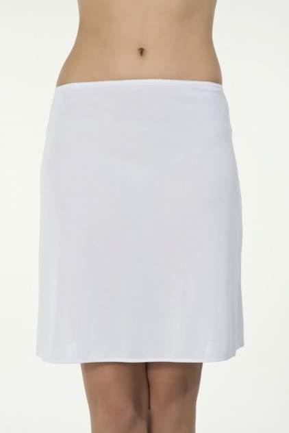 Нижняя юбка женская Kom JP004870 BASIC MIDI белая L