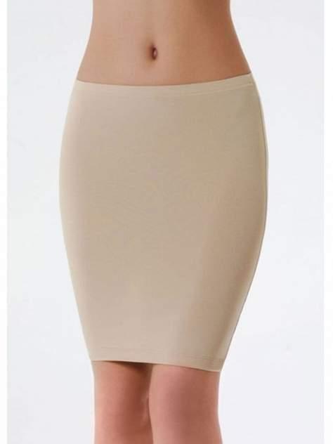 Нижняя юбка женская BlackSpade BS1896 бежевая XL