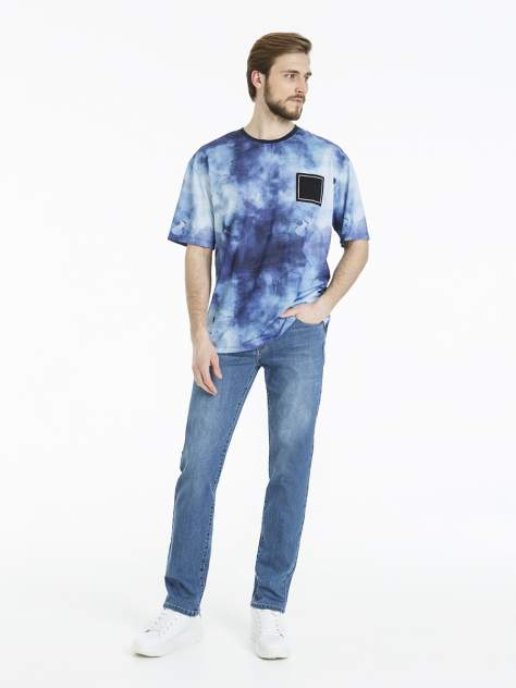 Джинсы мужские Velocity MJV016, синий