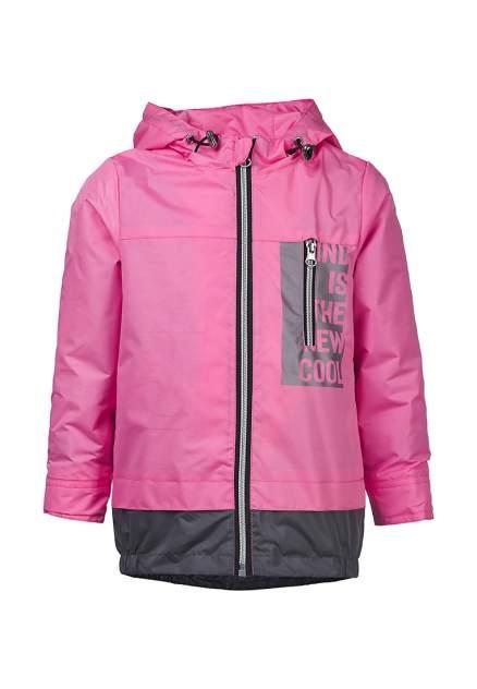 Ветровка для девочек OLDOS OSS202TJK16 цв. розовый р.86