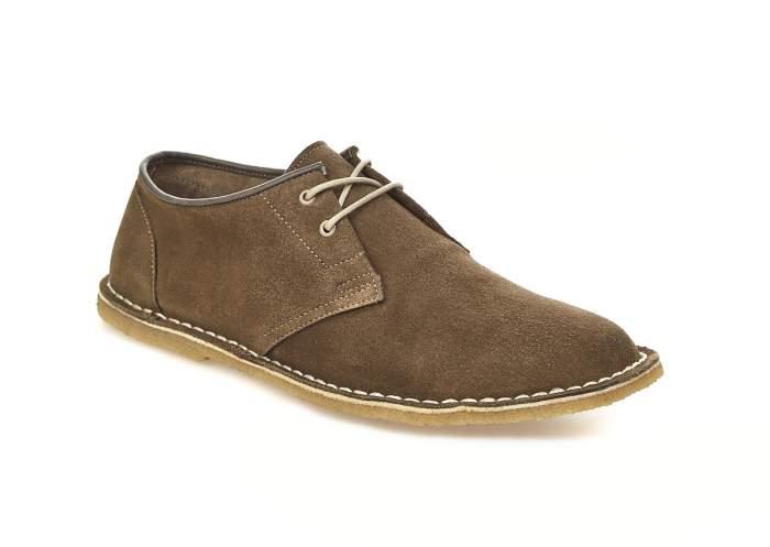 Мужские полуботинки El Tempo CRA47_19155, коричневый