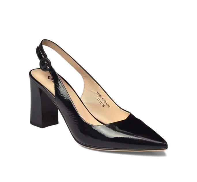 Туфли женские El Tempo WAN48_N230-A232 черные 35 EU